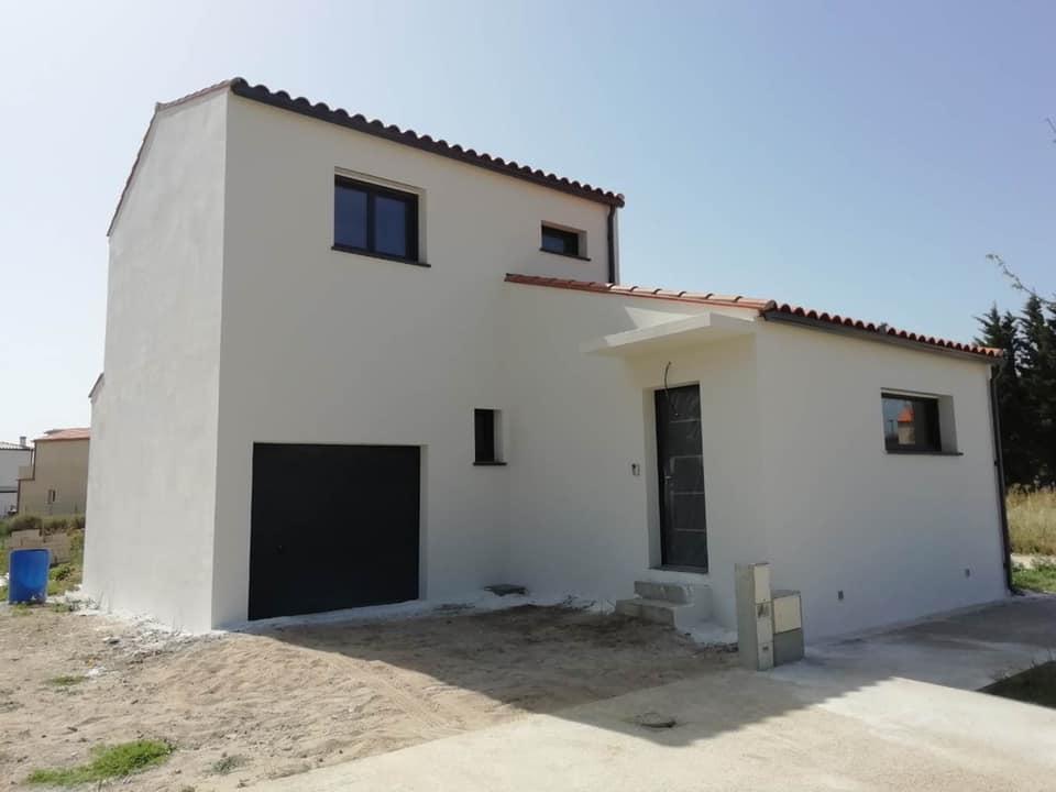 constructeur maison + terrain 66